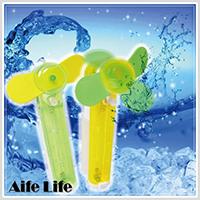 【aife life】迷你噴水風扇/迷你攜式噴霧風扇/風扇/降溫風扇/冰涼風扇/風扇噴霧器