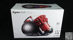 [建軍電器]日本原裝進口 最新頂級機種 紅色款Dyson Ball Fluffy+ CY24六吸頭版 可參考SV09 DC63