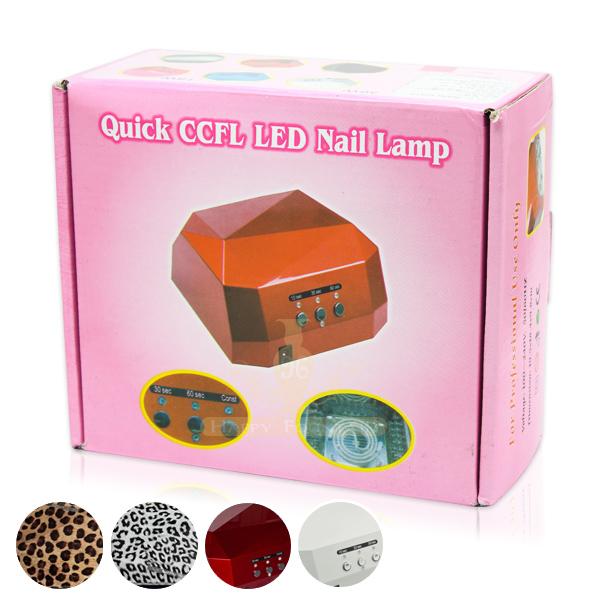 感應式36w 鑽石專業光療機光療燈光療膠用LED/CCFL燈