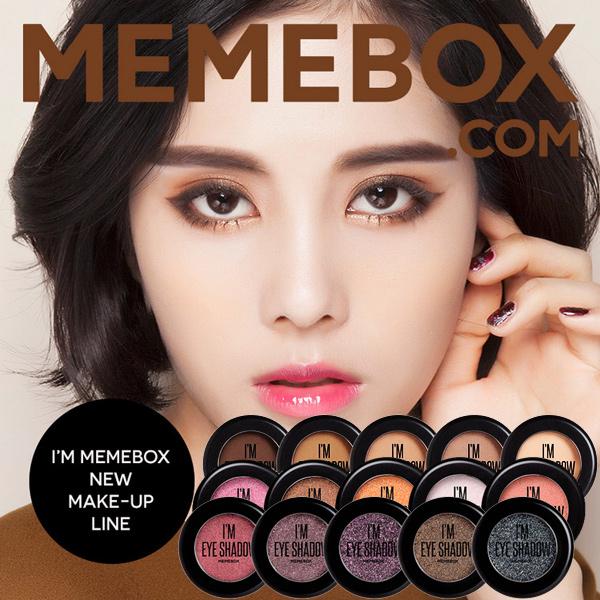 韓國 MEMEBOX 單色眼影 1.5g