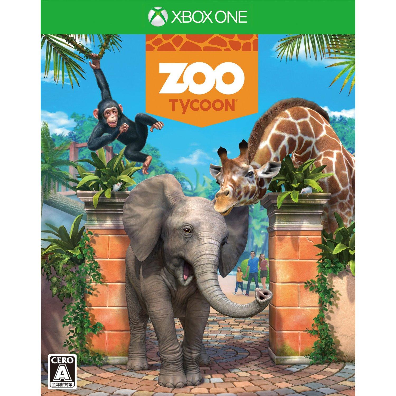 現貨供應中 英文版 [普遍級] XBOX ONE 動物樂園