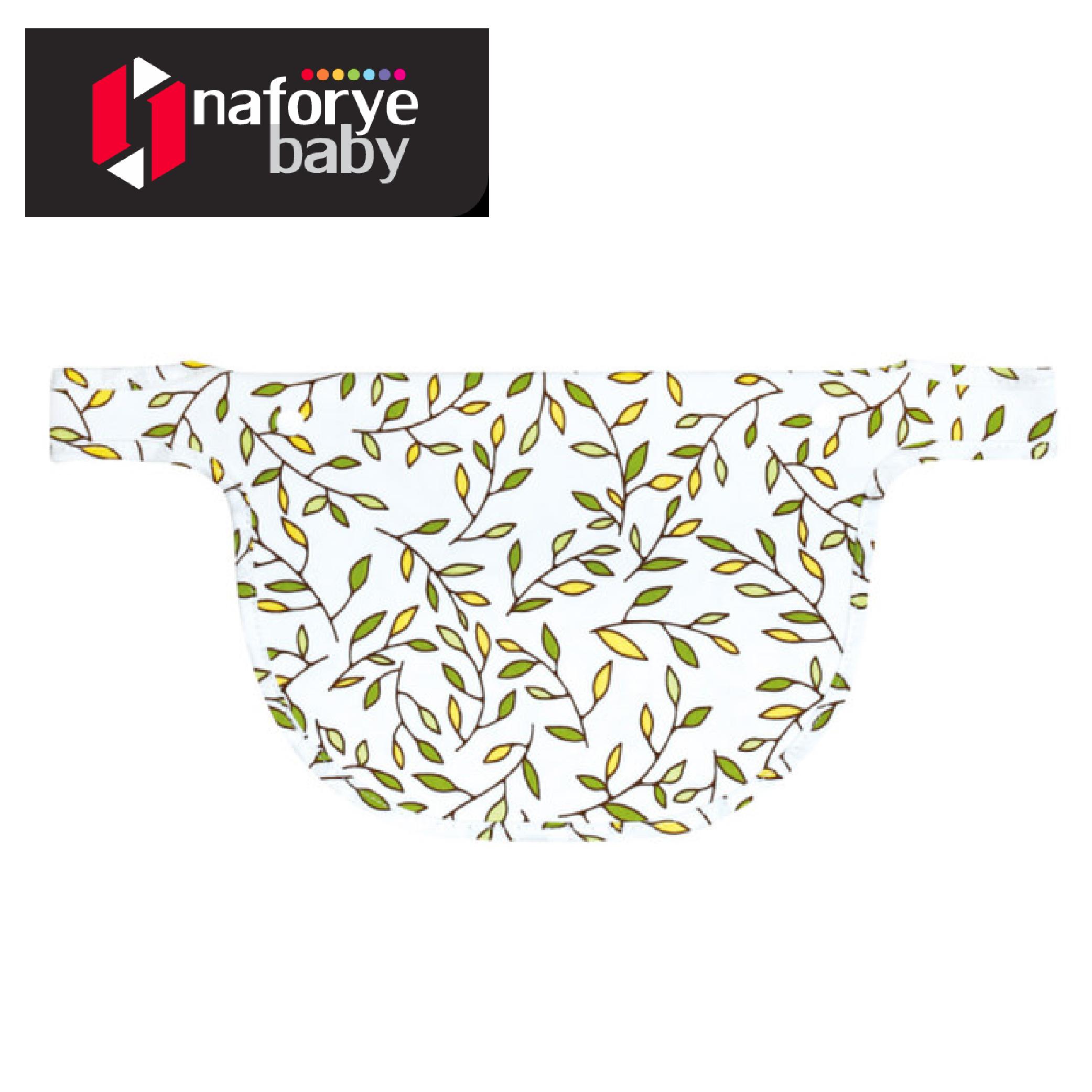 【拉孚兒 Naforye】揹巾口水兜 -義大利莊園