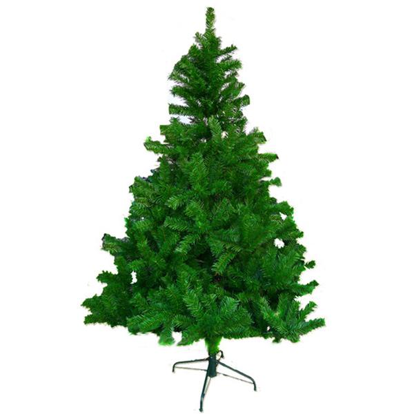 台灣製 6呎 / 6尺(180cm)豪華版綠色聖誕樹裸樹 (不含飾品)(不含燈)YS-NGT06001