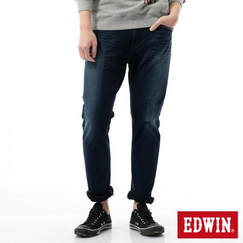 【2000元優惠↘】EDWIN JERSEYS 503迦績CARGO 牛仔褲-男款 拔洗藍