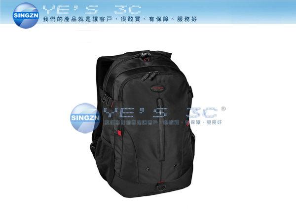 「YEs 3C」Targus 泰格斯 Terra 黑石後背包 15.6吋 內建隱藏式防雨罩 TSB226AP 免運