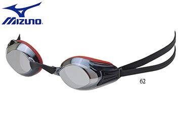 N3TF600200 矽膠墊片、頭帶基本入門款泳鏡 【美津濃MIZUNO】