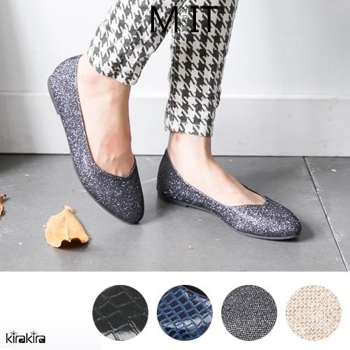 低跟包鞋 SALE 耀眼美型尖頭低跟包鞋