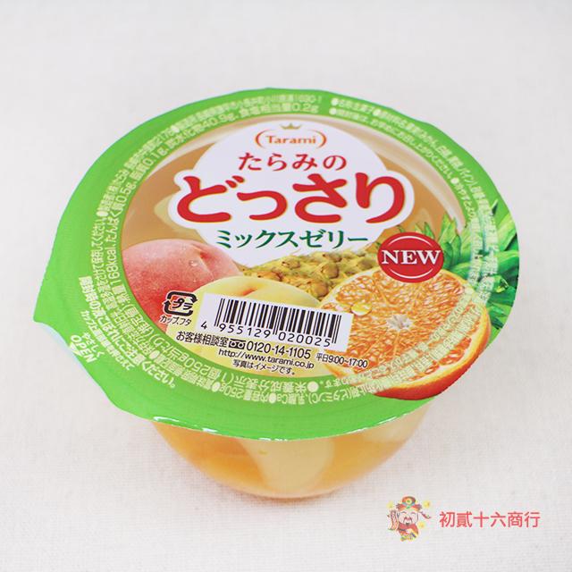 【0216零食會社】日本達樂美 綜合果凍杯250g