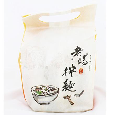 [敵富朗超市]老媽拌麵-(素椒麻醬)4包入