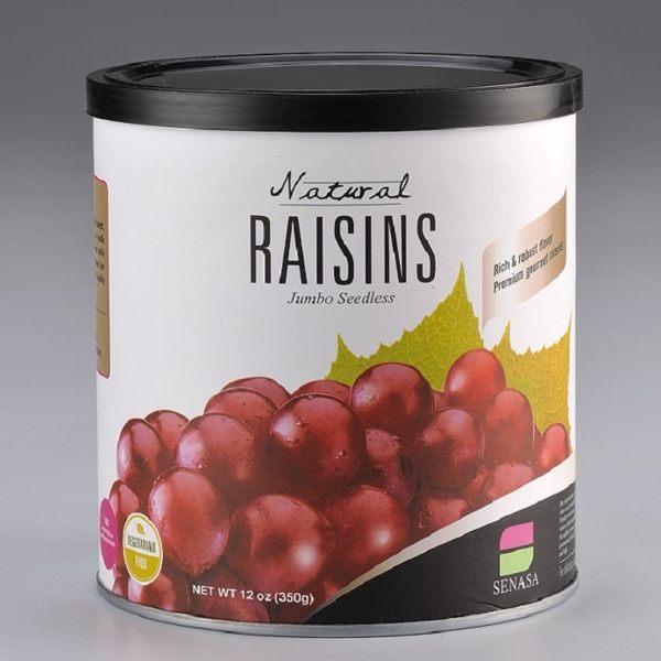 買1送1 清淨生活 天然超大無籽葡萄乾 350g