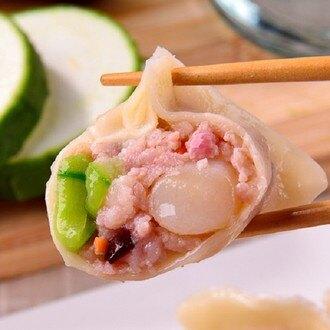 絲瓜干貝豬肉水餃3包組