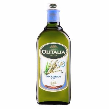 【玫瑰海】Olitalia 奧利塔玄米油1L