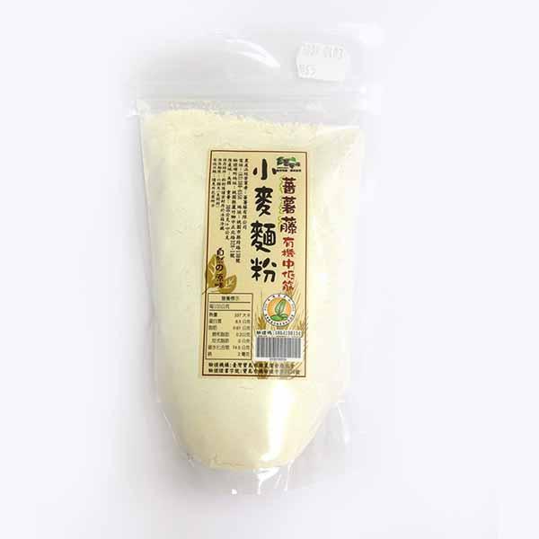 [蕃薯藤有機]有機中低筋小麥麵粉