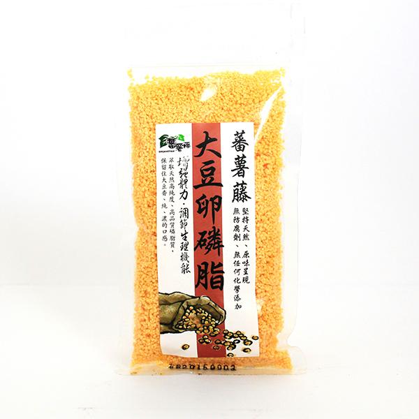 [蕃薯藤]天然大豆卵磷脂