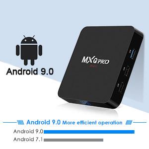 Leelbox: Android 9 0 TV Box, Leelbox 2019 Newest Android Box