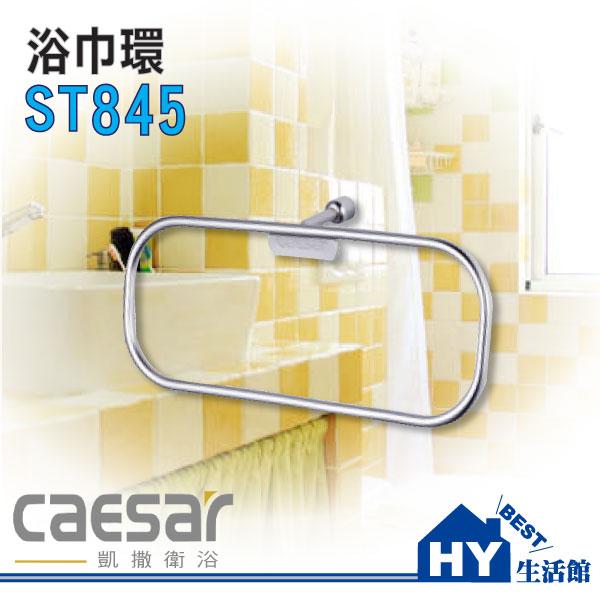Caesar 凱撒精品衛浴 ST845 浴巾環 毛巾架《HY生活館》水電材料專賣店