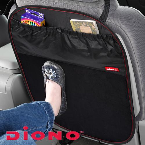 *babygo*美國Diono - 椅背防污墊【黑】DN40231 ㊣台灣總代理公司貨