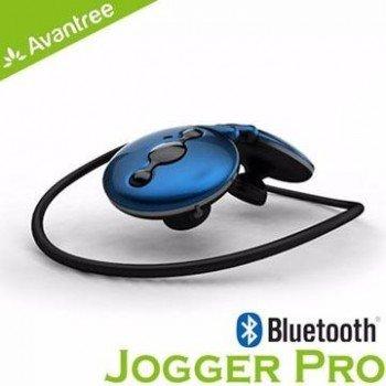 *╯新風尚潮流╭*Avantree Jogger Pro 防潑水 後掛 運動 藍芽 藍牙 耳機 藍色 AS6P-BL