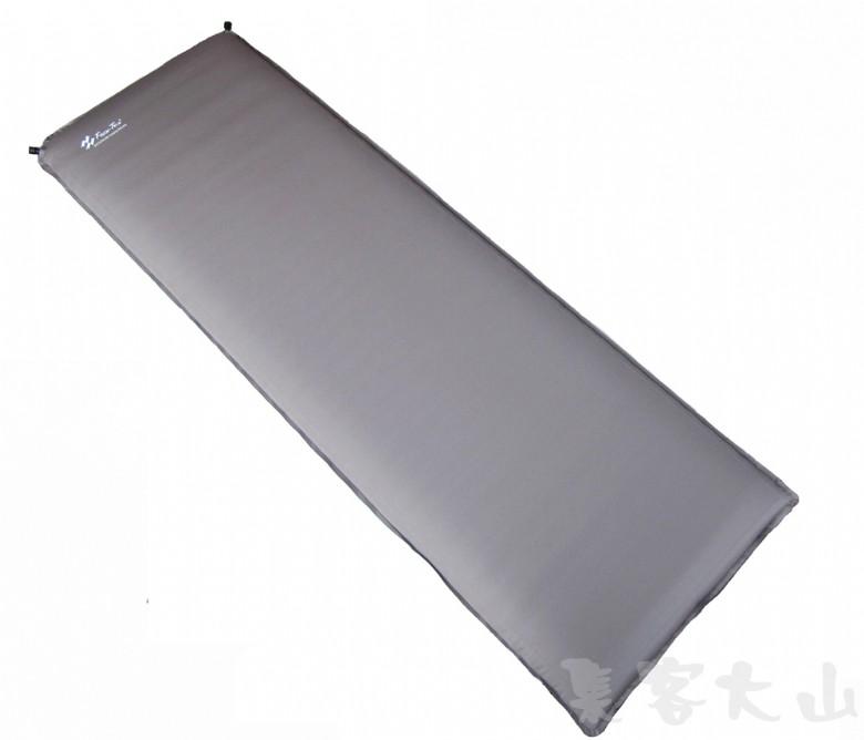 【露營趣】中和 Foam-Tex 8.9cm 台製最新雙氣嘴 自動充氣睡墊 保暖睡墊 露營睡墊 止滑耐用 非ICE EAGLE exped