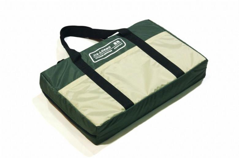 【露營趣】中和 嘉隆 台灣製 卡式爐 雙口爐 專用外袋 收納袋 手提袋 BG-007