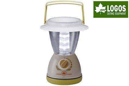 【露營趣】中和 送手電筒 日本 LOGOS 192流明12LED營燈 露營燈 野營燈 居家 緊急照明 露營 LG74175576