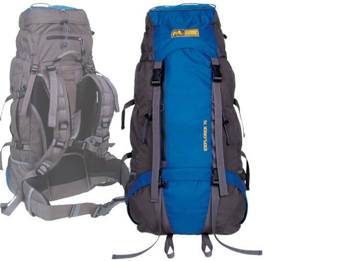 【露營趣】RHINO 犀牛 G175 75公升 易調式背負系統背包 登山背包 遠程背包 重裝背包 大背包 背包客 澳洲 歐洲 遊學 自助旅行背包