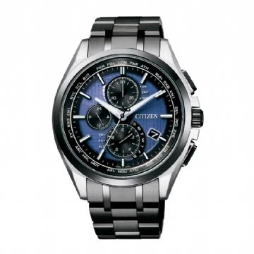 CITIZEN 40周年限定限量光動能電波時計錶/AT8044-72L