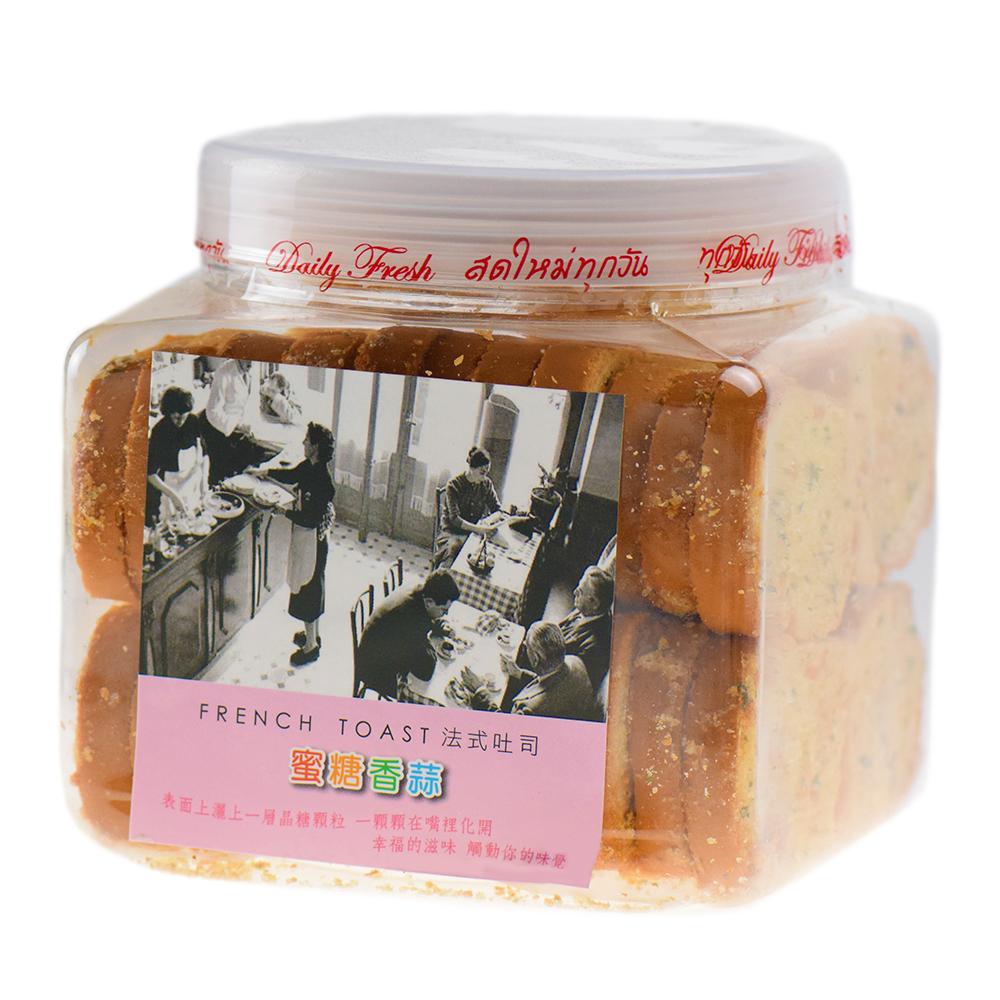 三立 蜜糖香蒜法式吐司─200g(預購 預計11月到貨)