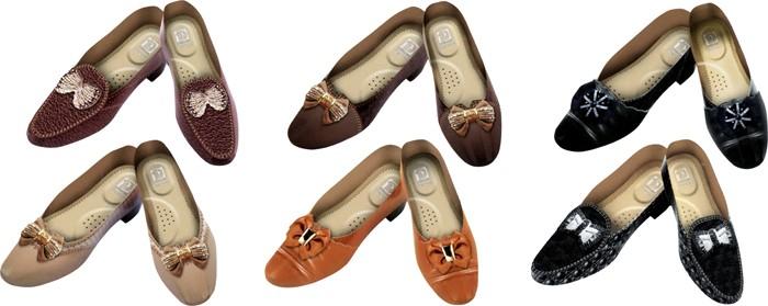 BB158 優雅女皮鞋