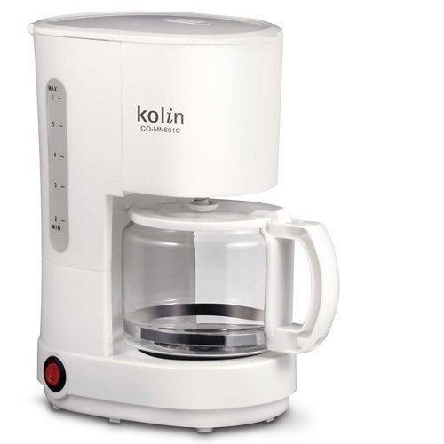 《省您錢購物網》福利品~歌林kolin 6人份滴漏式咖啡機(CO-MN601C)