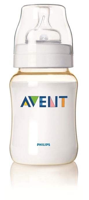 PHILIPS Avent 新安怡 經典PES防脹氣奶瓶-260ml 單入 E65A050046