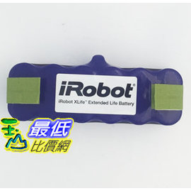 (原廠電池) iRobot Roomba 5.6.7.8代Scooba 450新XLife 3000mA長效電池
