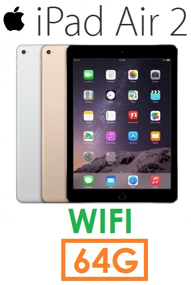【原廠現貨】蘋果 Apple iPad Air2 64G(WIFI 版)Air 2 平板
