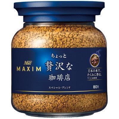 日本AGF 華麗香醇咖啡 (80g)/4901111150164