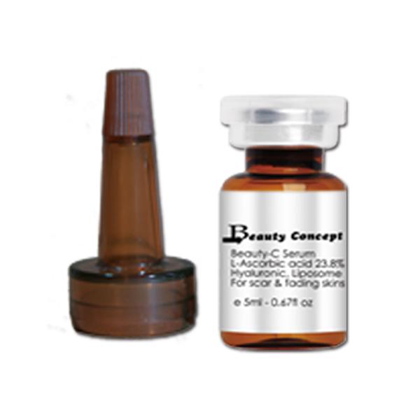 BC 23.8%左C微脂囊精華液 ?適於任何肌膚,特別是細紋、黑斑、色素、晦暗肌膚使用