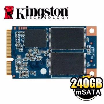 *╯新風尚潮流╭*金士頓 240G SSDNow mS200 mSATA 固態硬碟 SMS200S3/240G