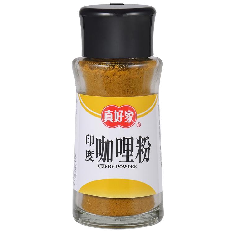 【真好家】印度咖哩粉25g-(全素)