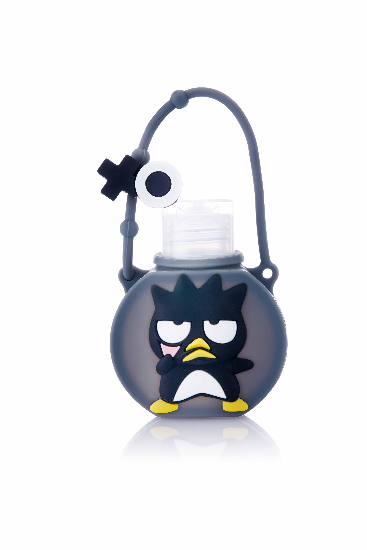防護大師乾洗手凝露-酷企鵝立體膠套-海洋香味