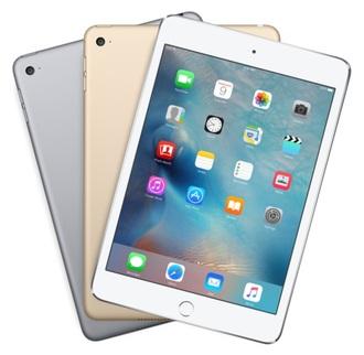 Apple iPad mini4 16GB Wi-Fi 8吋平板 灰/銀/金 三色 Retina 顯示器 台灣公司貨