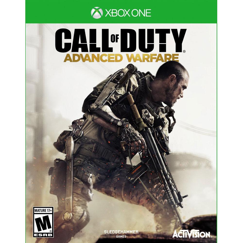 XBOX ONE 決勝時刻:先進戰爭 英文美版 Call of Duty