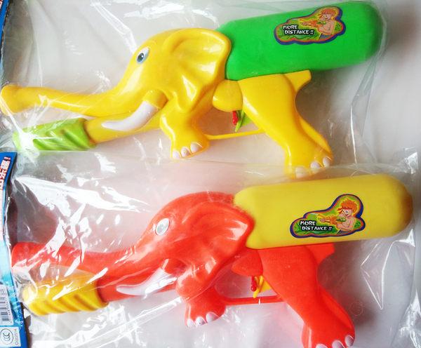 噴射水槍 大象造型 玩具水槍