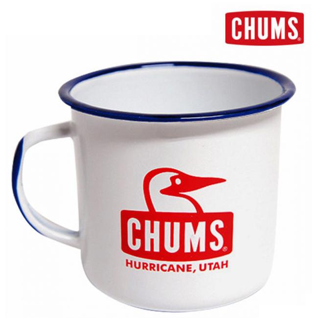 【鄉野情戶外用品店】 CHUMS  日本  BoobyFace 琺瑯杯-S/CH62-1051-W001