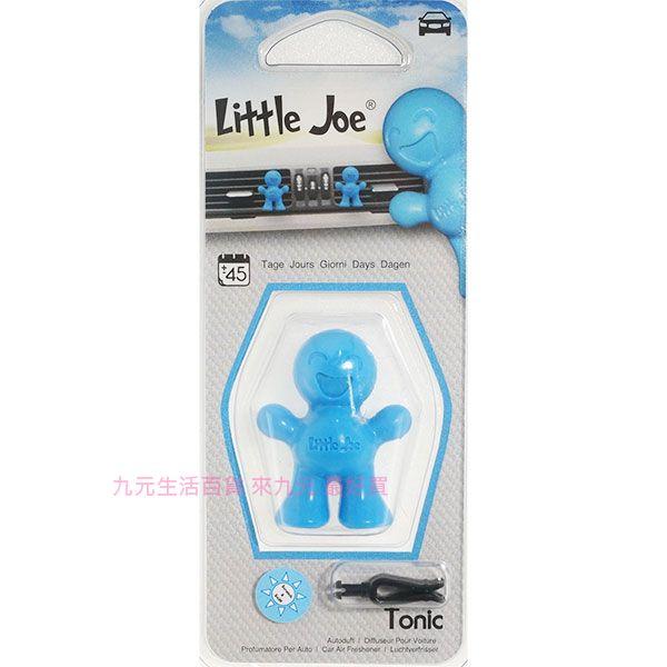 【九元生活百貨】Little Joe 出風口夾式芳香劑/通寧水藍 小喬先生 車用防香劑
