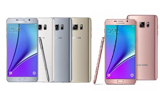 三星Samsung Galaxy Note 5 4G LTE 八核心 5.7吋大螢幕 雙卡雙待 旗艦智慧手機(4G/32GB) N9208
