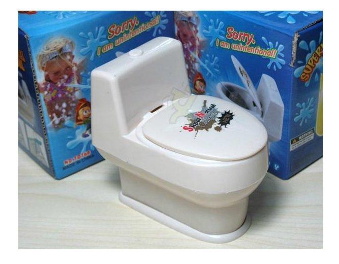 [溫馨小舖]愚人節整人玩具 整人噴水馬桶 噴水小馬桶 整人座便器 噴水馬桶