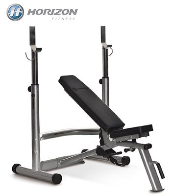 JOHNSON喬山 HORIZON Adonis Plus 多功能舉重訓練床/啞鈴訓練椅