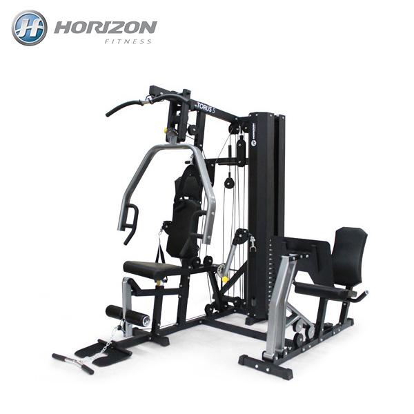 JOHNSON喬山 HORIZON Torus 5 多功能重量訓練機