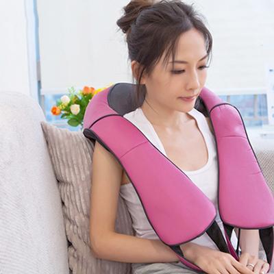 台同健康活力館|深層3D立體揉捏肩頸按摩帶 《第三代揉捏升級》