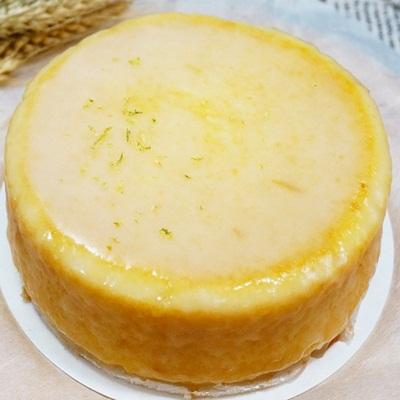 【自然原點】檸檬原點 ~手工製作~檸檬蛋糕(6吋/盒)