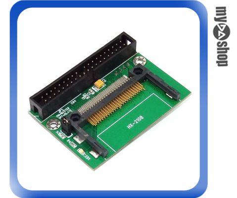 《DA量販店A》桌上型 PC專用 CF記憶卡 轉 IDE 擴充界面卡/轉接卡 (20-682)